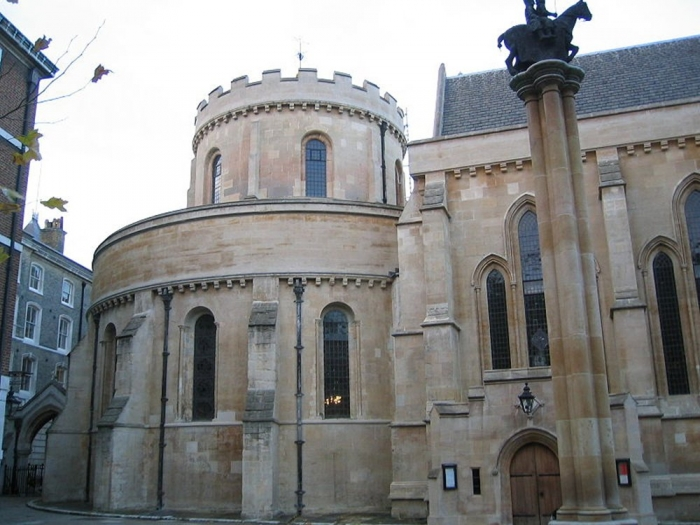The Temple church i London