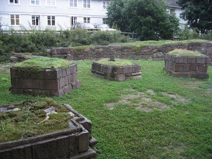 Ruinen av Olavskirken